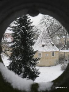 Katovna v zimě