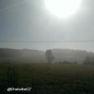 Slunce ve vysokém