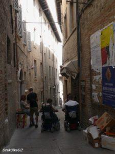Urbino vozíčkáři