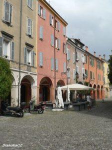 Ulice Modeny