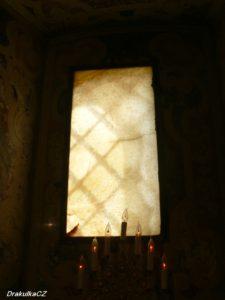 Alabastrové okno