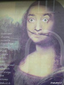 Mona Lisa Dalí